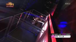 dance symphony - sistar (131227 kbs gayo daejun) - sistar