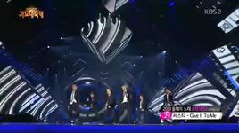 growl (131227 kbs gayo daejun) - exo