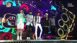what's going on (131229 sbs gayo daejun) - b1a4