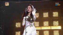crazy in love - taetiseo, exo (131229 sbs gayo daejun) - taetiseo, exo