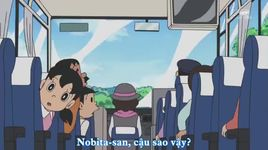 doraemon tap 207: chuyen du lich dinh menh cua nobita - doraemon