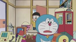 doraemon tap 213: co be lo lem di dau roi - doraemon