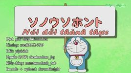 doraemon tap 264: noi doi thanh thuc & can gi toi tang do - doraemon