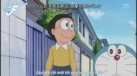 doraemon tap 333: chiec khan qua tang & vo doi! vo si dai den nobita - doraemon