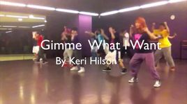gimme what u want & let me blow your mind (dance cover) - gin lam