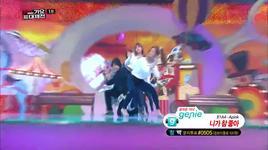 love song (131231 mbc gayo daejun) - b1a4, a pink
