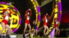 female president (131231 mbc gayo daejun) - girl's day