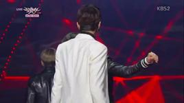 what am i to you (140103 music bank) - history
