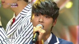 thank you for my love (140103 music bank) - vixx