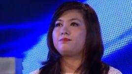 mua va noi nho (vietnam idol 2013) - minh thuy idol