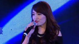 nhung loi buon (vietnam idol 2013) - nhat thuy