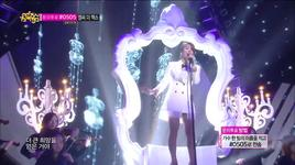 singing got better (140111 music core) - ailee