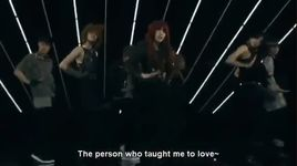 time to love (engsub) - t-ara