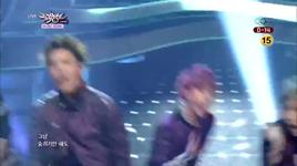 girls girls girls (140124 music bank) - got7