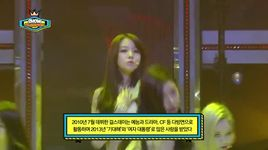 something (140122 show champion) - girl's day