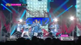 girls girls girls (140125 music core) - got7