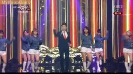 ayaya (140124 music bank) - yang ji won