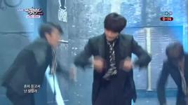 lonely (140124 music bank) - b1a4
