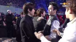 victorious way & destiny (140123 seoul music awards) - infinite