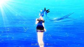 shinkai shoujo (mmd) - hatsune miku