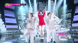 truth or dare (140208 music core) - ga-in (brown eyed girls)