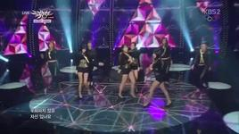 cha cha (140207 music bank) - rainbow blaxx