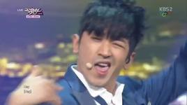 taxi (140207 music bank) - lee min woo