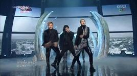 with you & 1004 (140207 music bank) - b.a.p