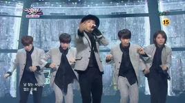 lonely (140207 music bank) - b1a4