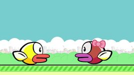 chim khong doi qua (flappy bird version) - v.a