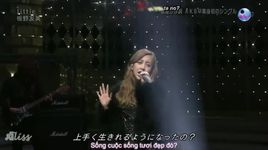 little (140206 music japan) (vietsub, kara) - tomomi itano