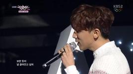 some (140214 music bank) - so you (sistar), junggigo