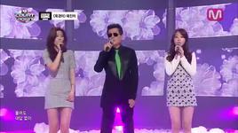 ok kyung i (140213 m countdown) - girl's day, tae jin ah