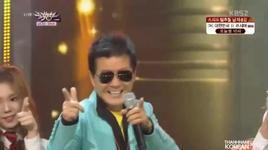 i like you (140221 music bank) - tae jin ah