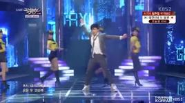 taxi (140221 music bank) - lee min woo