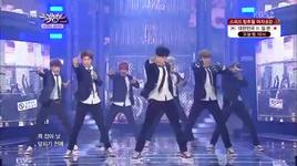 boys in luv (140221 music bank) - bts (bangtan boys)