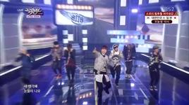 beep beep (140221 music bank) - btob