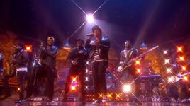 treasure (live at brit awards 2014) - bruno mars