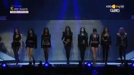 i got a boy (140212 gaon chart kpop awards) - snsd