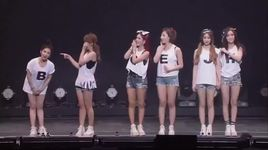 roly poly (2013 treasure box tour live in budokan) - t-ara