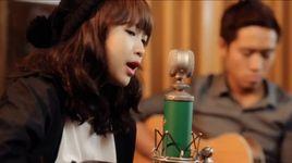 minh yeu nhau di (acoustic cover) - tran ha my (mo naive), hoang anh, duy phong