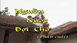 nguon nuoc doi cho (tap cuoi) - v.a