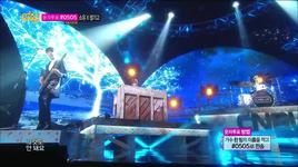 can't stop (140301 music core) - cnblue