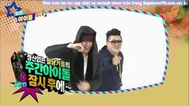 weekly idol (tap 128) (vietsub) - v.a, hee chul (super junior)