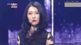 full moon (140317 music bank) - sunmi