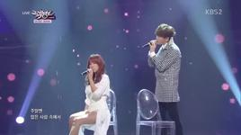 some (140317 music bank) - so you (sistar), junggigo