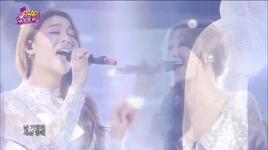 let it go (140308 music core) - hyorin (sistar), ailee - hyolyn, ailee