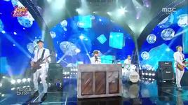can't stop (140308 music core) - cnblue