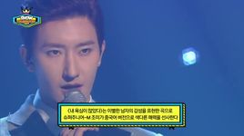blind (140305 show champion) - zhou mi (super junior-m)