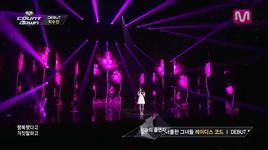 my story (140313 m countdown) - park soo jin